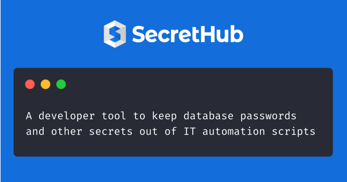 Install the CLI - Documentation | SecretHub